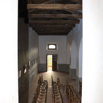 Navata Laterale della Chiesa di San Nicola