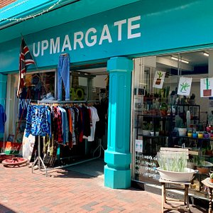 Independent Traders market in the heart of The Centre, Margate