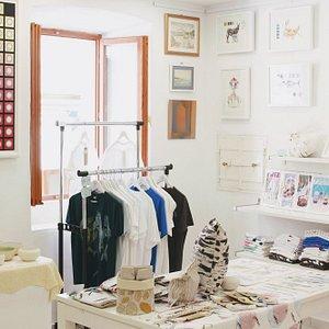 Korcula Art & Design Gallery - Marko Art interior
