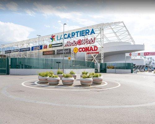 Centro Commerciale La Cartiera - Pompei -