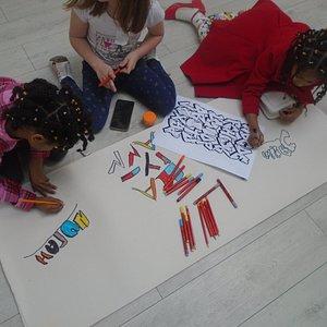 FREE Children Arts & Craft
