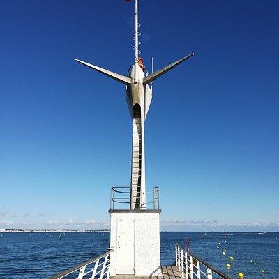 Le phare du Pouliguen