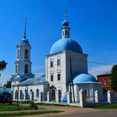 Зарайск. Благовещенский храм
