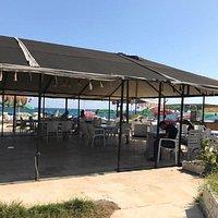 Happy Beach verejna plaz Guzeloba, Muratpaşa Antalya Turecko, Turkei