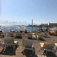 Lemon Beach Restaurant restauracia Guzeloba, Muratpaşa Antalya