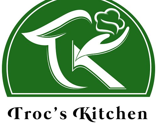 This is the new logo of Troc's Kitchen and Cooking Class. Chef Pham Dinh Chuong