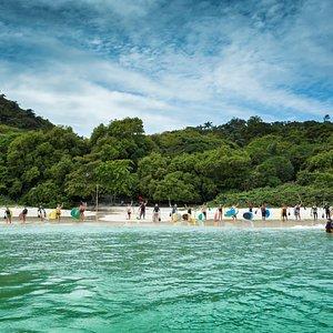 SUP Travessia Ilha do Campeche https://www.floripastanduppaddle.com/