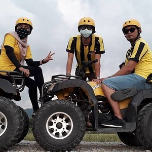 Penang Atv provide you the service to feel the experience ride the Atv (four wheel drive ) by your ownself through out the scenery of natural environment