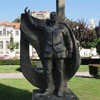 Estátua de Luís de Camões