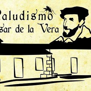 Centro de Interpretación del Paludismo ubicado sobre un antiguo Dispensario Antipalúdico.   ¡Ven y descubre la historia de esta enfermedad en España!