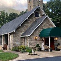 St. Margaret of Scotland Roman Catholic Church in Maggie Valley, NC