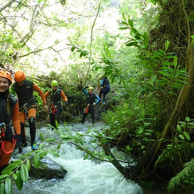 Canyoning NZ - Exploring the Gibbston Valley tour