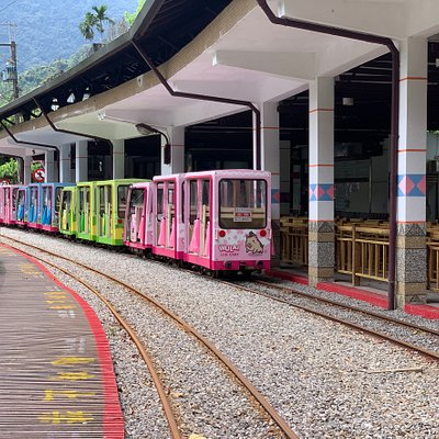 The only remaining cart railway in Taiwan – Wulai Log Cart