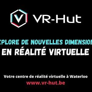 Votre centre VR-Hut vous accueille tous les jours de la semaine, de 10h à 22 heures, même le dimanche ! 🥳   Profitez d'une expérience incroyable en réalité virtuelle, à découvrir entre amis ou en famille. 🤩  Plus d'infos et réservations : www.vr-hut.be ✅