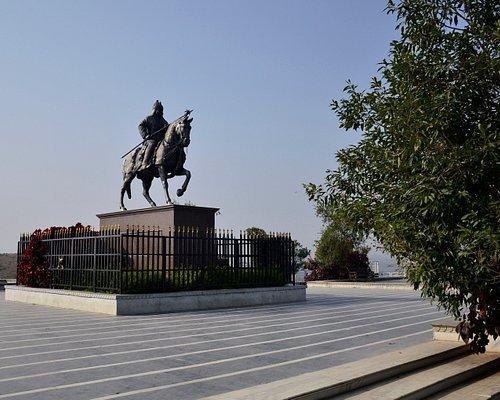Rana Pratap Memorial Statue..Haldighati..