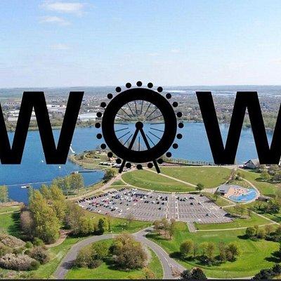 Wow mK Willen observation wheel location
