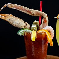 Fins Famous Bloody Mary