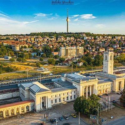 Railway station Ruse(Rousse)
