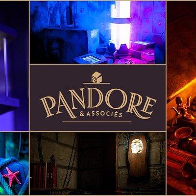Pandore & Associés, 1er entrepôt d'objets et créatures extraordinaires devenus trop dangereux ou encombrants pour leurs propriétaires...