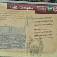 Some History of the Blacksmith Shop