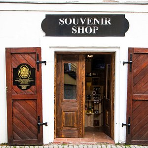 Our little shop on the mighty Petrovaradin fortress! Welcome!