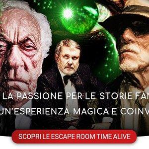 Time Alive - Fantasy Escape Stories