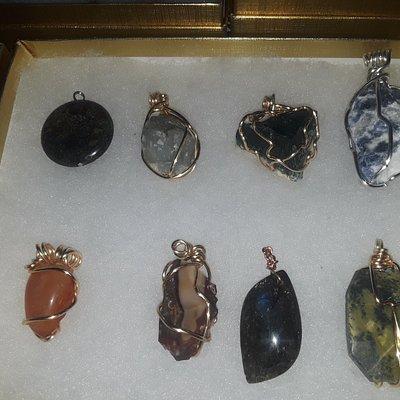 Handmade gems
