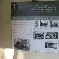 Visitor Center, Agnews Historical Park, Santa Clara, Ca