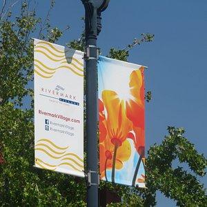 Rivermark Village Shopping Center, Santa Clara, Ca