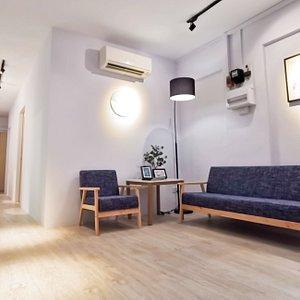 Kovan reception area