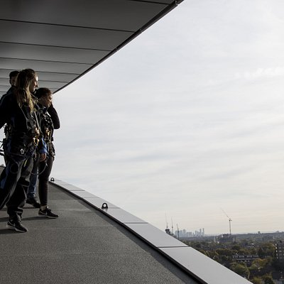 The Dare Skywalk offers an unparalleled London adventure that fuels excitement and tests the nerves, bringing a unique sense of achievement once complete.