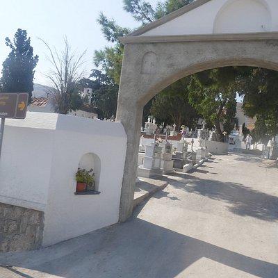 Kalimnos Cemetery