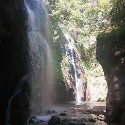 Cascata Del Ponale