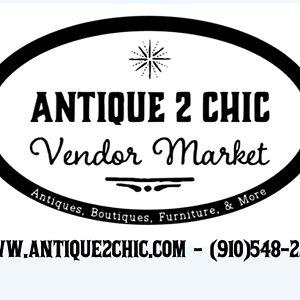Antique 2 Chic Vendor Market