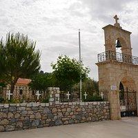 Monastery Apostle Philip - entrance