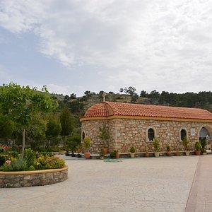 Monastery Apostle Philip - Church
