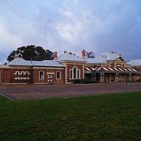 Mudgee Railway Station - Mudgee NSW