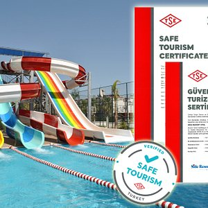 Safe Tourism Certificate - Güvenli Turizm Sertifikası