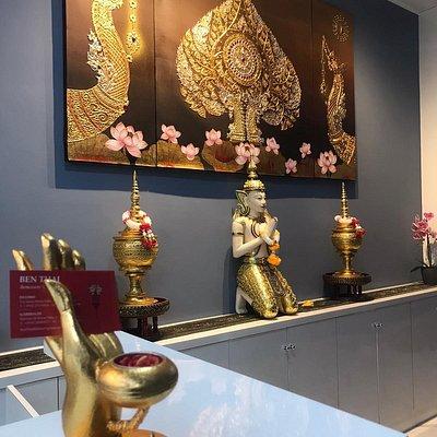 Ben Thai Duomo Benessere Thailandese