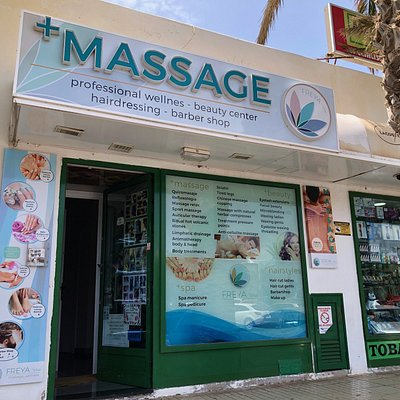 Freya Massage Plus+ Costa Teguise, Is a space where your body and mind will feel better. With a personalized massage, whatever your body needs.