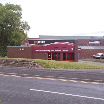 Parr Swimming & Fitness Centre, St. Helens