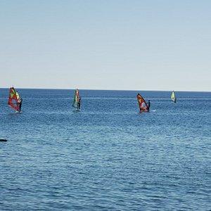 Corfelios water sports