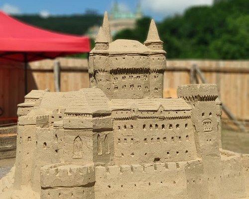 Pieskovodel Bojnického zámku