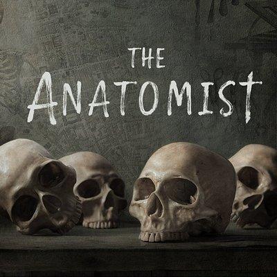 The Anatomist escape room by Escape The Past, Edinburgh.
