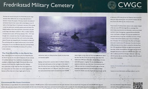 History of WWI North Sea Battles