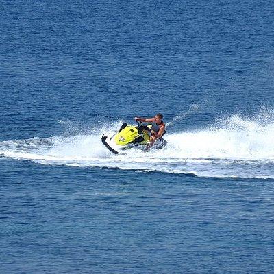 #jet ski #parasailing #sun #fun #kusadası #sea #watersports