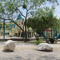 Comanche Trail Park, Big Spring, TX , August 2020