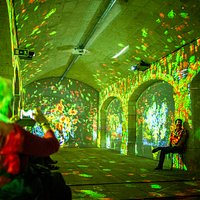 """Impressive Monet & Brilliant Klimt"". Mais info / More Info: www.immersivus.com"
