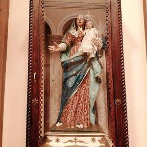 Madonna (della Croce?)