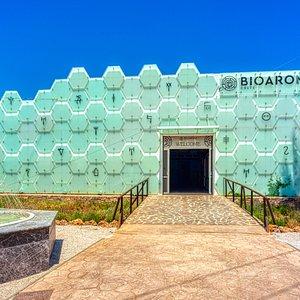 Bioaroma Crete - Facilities